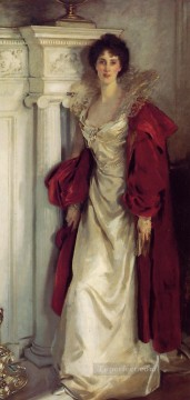 Winifred Duchess of Portland John Singer Sargent Oil Paintings