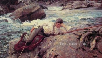 John Singer Sargent Painting - Sargent On his Holidays John Singer Sargent