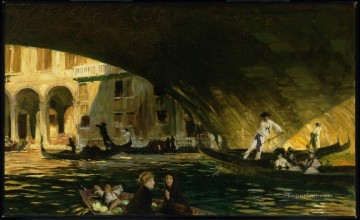 The Rialto John Singer Sargent Oil Paintings