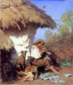 Country Idyll Polish Greek Roman Henryk Siemiradzki