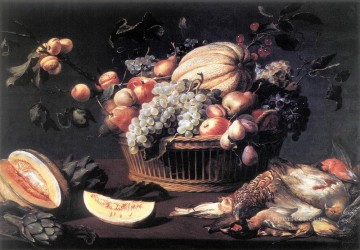 Still lIfe 1616 Frans Snyders Oil Paintings