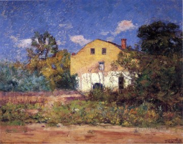Steele Art - The Grist Mill Theodore Clement Steele