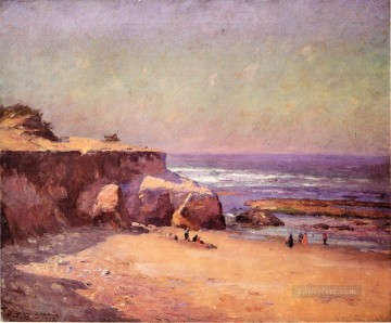 Steele Art - On the Oregon Coast Theodore Clement Steele