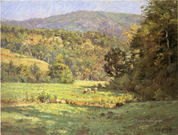Roan Mountain Theodore Clement Steele Oil Paintings