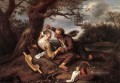 Merry Couple Dutch genre painter Jan Steen