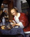 ysters Dutch genre painter Jan Steen