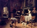 Easy Dutch genre painter Jan Steen