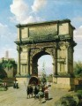 Arch of Titus Rome Stephan Bakalowicz Ancient Rome