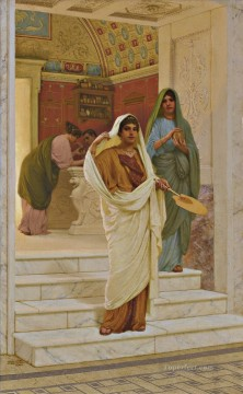 rome Painting - The Drug Store Stephan Bakalowicz Ancient Rome