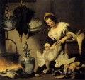 The Cook Italian Baroque Bernardo Strozzi
