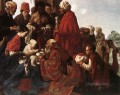 The Adoration Of The Magi Dutch painter Hendrick ter Brugghen