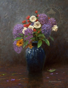 Lilac Bouquet Thomas Kinkade Oil Paintings