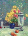 Silver and Gold Robert Girrard Thomas Kinkade