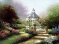 Hidden Gazebo Thomas Kinkade