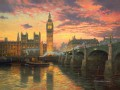 London Thomas Kinkade