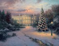 The Lights of Liberty Thomas Kinkade