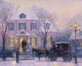 An Evening Out Robert Girrard Thomas Kinkade