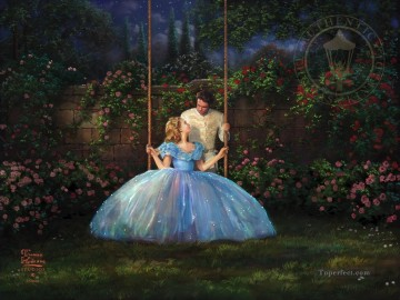 Thomas Kinkade Painting - Dreams Come True Thomas Kinkade