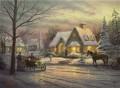 Memories of Christmas Thomas Kinkade