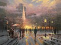 Boston Celebration Thomas Kinkade
