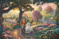 Gone With The Wind Thomas Kinkade