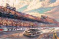 This Is Talladega Thomas Kinkade