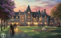 Elegant Evening at Biltmore Thomas Kinkade