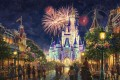 Main Street Walt Disney World Resort Thomas Kinkade