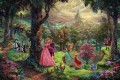 Sleeping Beauty Thomas Kinkade