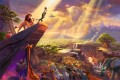 The Lion King Thomas Kinkade