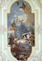 The Institution of the Rosary Giovanni Battista Tiepolo
