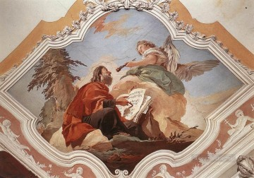 Palazzo Patriarcale The Prophet Isaiah Giovanni Battista Tiepolo Oil Paintings