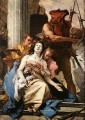 The Martyrdom of St Agatha Giovanni Battista Tiepolo