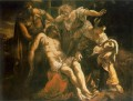 Descent from the Cross Italian Renaissance Tintoretto