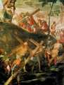 The Ascent to Calvary Italian Renaissance Tintoretto