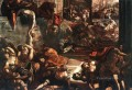The Slaughter of the Innocents Italian Renaissance Tintoretto