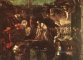 Adoration of the Magi Italian Renaissance Tintoretto