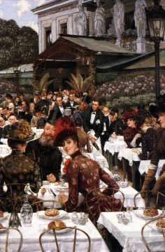 The Artists Ladies James Jacques Joseph Tissot Oil Paintings