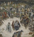 What Our Saviour Saw from the Cross James Jacques Joseph Tissot