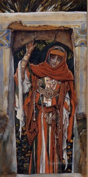mary Painting - Mary Magdelane before Her Conversion James Jacques Joseph Tissot
