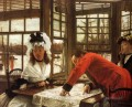 An Interesting Story James Jacques Joseph Tissot