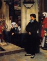 During the Service Martin Luthers Doubts James Jacques Joseph Tissot