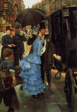 Maid Works - The Bridesmaid James Jacques Joseph Tissot