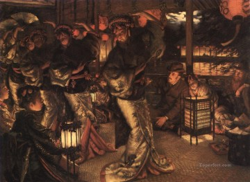 rod Canvas - The Prodigal Son In Foreign Climes James Jacques Joseph Tissot