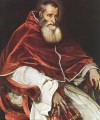 Portrait of Pope Paul III Tiziano Titian