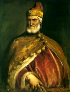 Tiziano Titian 5 Oil Paintings