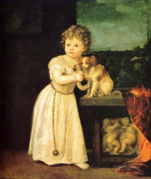 Clarice Strozzi 1542 Tiziano Titian Oil Paintings