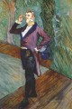 the actor henry samary 1889 Toulouse Lautrec Henri de