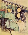 the ambassadors people chics 1893 Toulouse Lautrec Henri de