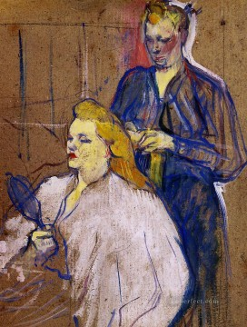 the haido 1893 Toulouse Lautrec Henri de Oil Paintings